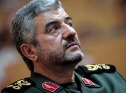 قائد الحرس الثوري الايراني