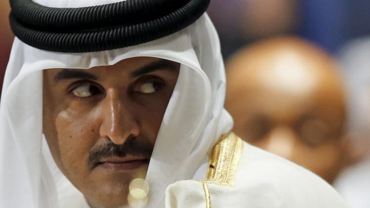 أمير قطر الشيخ تميم