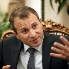 وزير الخارجية اللبناني جبران باسيل