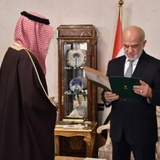 السفير السعودي بالعراق