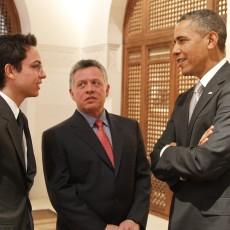أوباما والعاهل الأردني