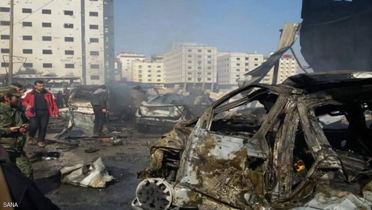 تفجيرات السيدة زينب