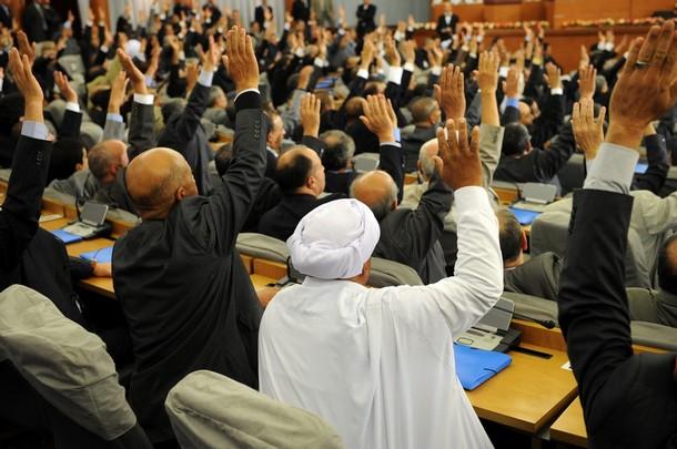 البرلمان الجزائري