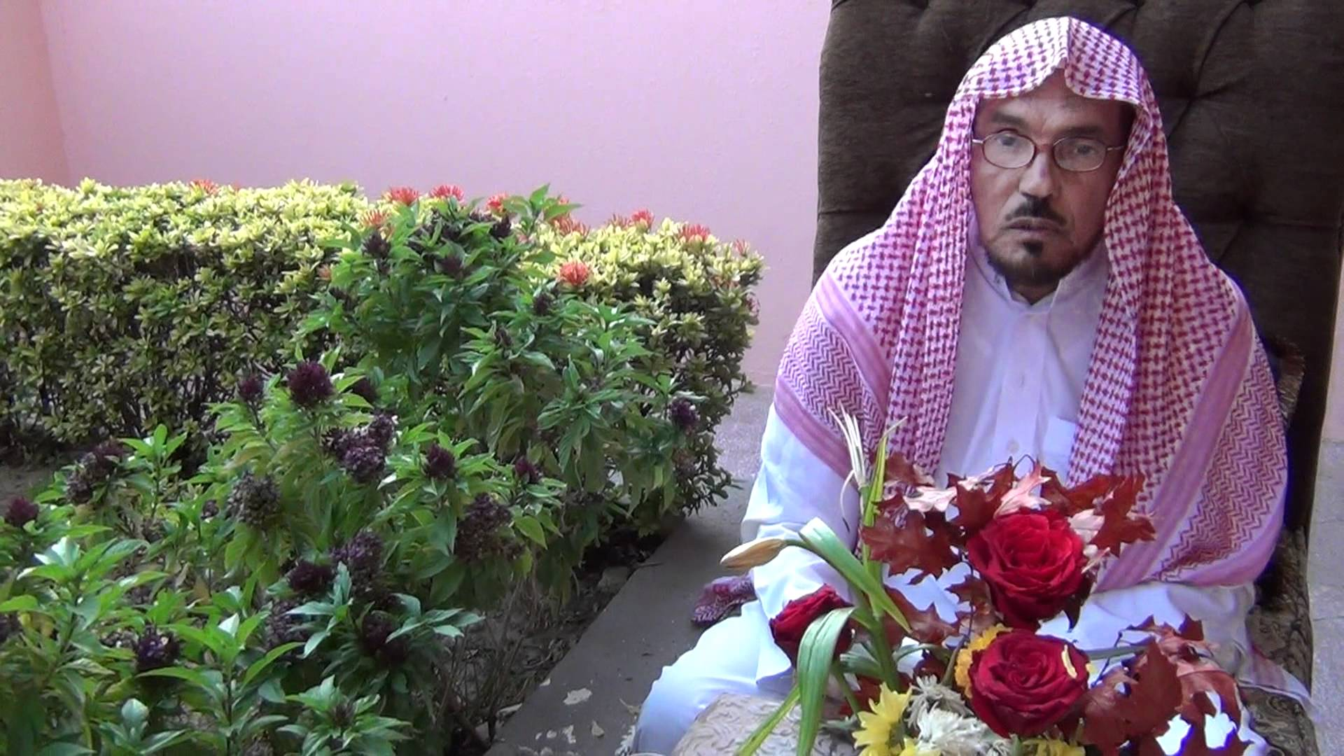 الشيخ سليمان الرشودي