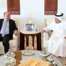 خادم الحرمين الشريفين، الملك سلمان بن عبدالعزيز، والرئيس اليمني، عبد ربه منصور هادي