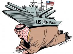 كاريكاتير عن ملك البحرين