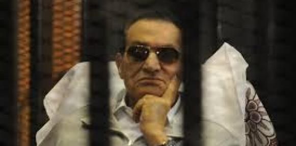 محاكمة مبارك في حديقة الحيوان