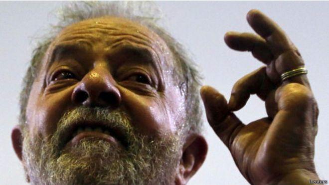 الرئيس السابق مدير مكتب رئيسة البرازيل