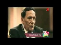 بالفيديو.. عادل إمام: قلت لعبدالناصر أنا لو اترشحت قدامك هكسبك.. اسألوه لو مش مصدقين
