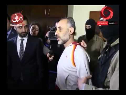 فيديو: قاتلا الكويتيين في لبنان يعيدان مشهد الجريمة