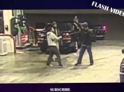 فيديو: موالٍ لترامب عبر عن حبه له بالاعتداء بالضرب على مسلم