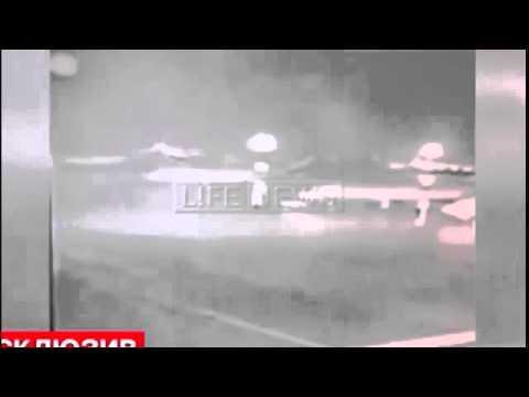 فيديو.. صحيفة بريطانية: طائرة فلاي دبي كانت مشتعلة قبل سقوطها على الأرض