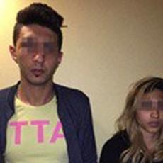 شاب شاذ وزوجته يمارسان الجنس مع السياح