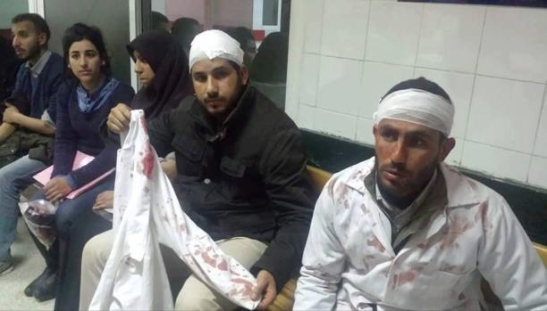 معلمون اعتدى عليهم الأمن في المغرب