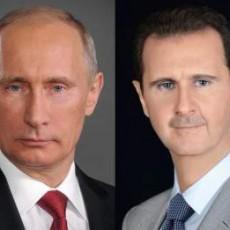 بوتين والأسد.. رأس برأس