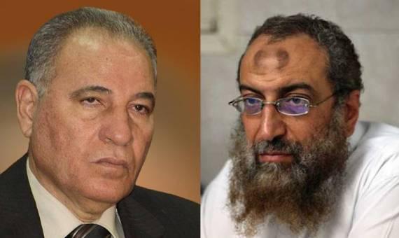 ياسر برهامي وأحمد الزند