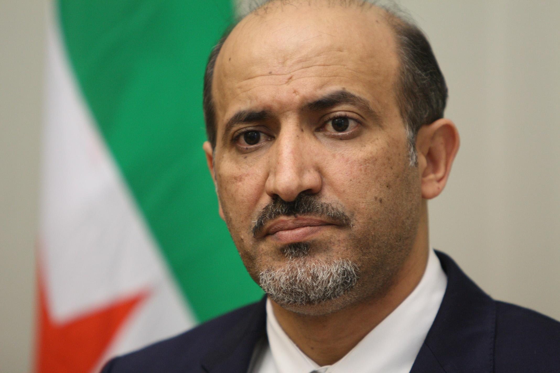 أحمد عاصي الجربا