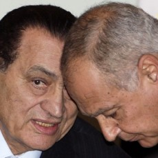 مبارك وأبو الغيط.. تشابهت الرؤوس والقلوب