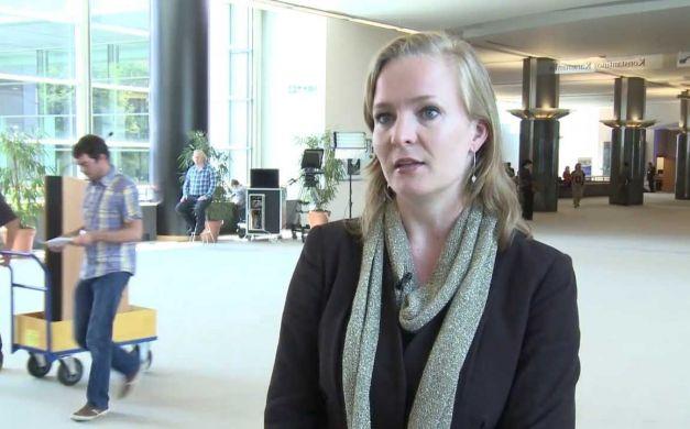 البرلمانية الهولندية ماريتج شاك