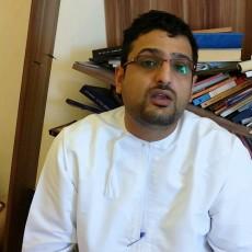 الكاتب والناشط العماني معاوية الرواحي