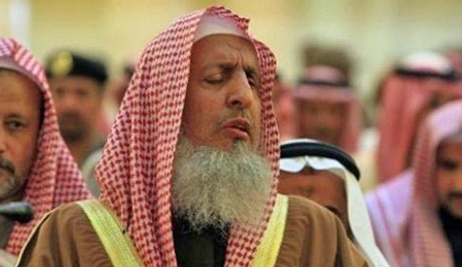 مفتي السعودية في سبات عميق