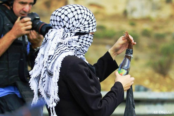 فتاة فلسطينية أرشيف