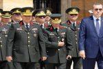 واثق الخطى يمشي.. قرارات عسكرية جديدة للرئيس أردوغان