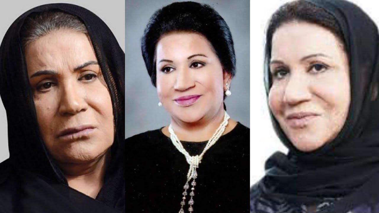 أمير الكويت يزور الفنانة سعاد عبدالله ويطمئن عليها بعد نقلها للمستشفى فيديو وطن الدبور