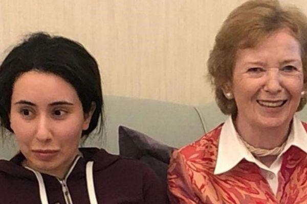 حاكم دبي مطالب بالكشف عن مصير الشيخة لطيفة