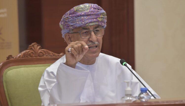 وزير الصحة العماني