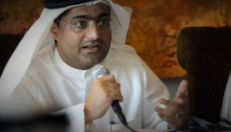 الناشط الحقوقي أحمد منصور يواجه الموت في معتقلات بن زايد