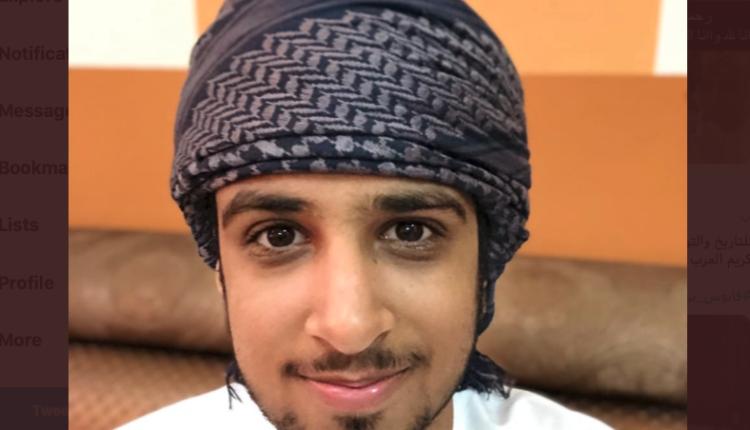 بطل السرطان الشاب العماني سعيد المعمري