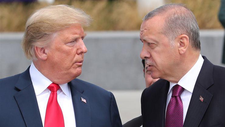 ضربة تركية