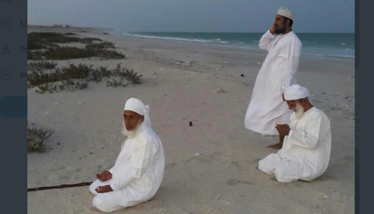 دعاء الشيخ أحمد الخليلي مفتي سلطنة عمان يهز موقع تويتر