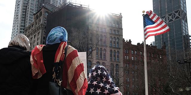 الجالية المسلمة في أمريكا