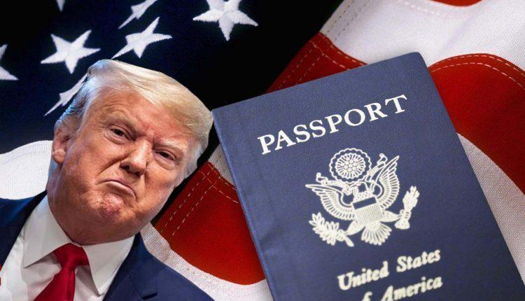الجنسية الأمريكية