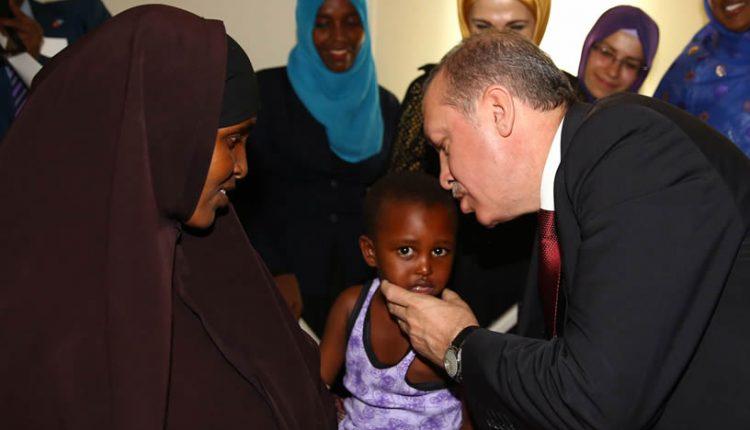 بقرار من الرئيس التركي أردوغان تركيا تسدد ديون الصومال