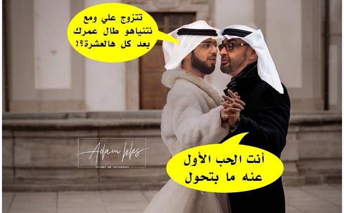 تطبيع الإمارات مع الإحتلال بدلا من تركيا