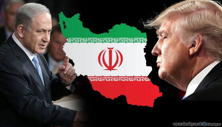 ترامب و إيران وإسرائيل