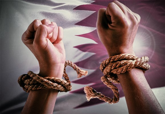 حلف الشر و قطر