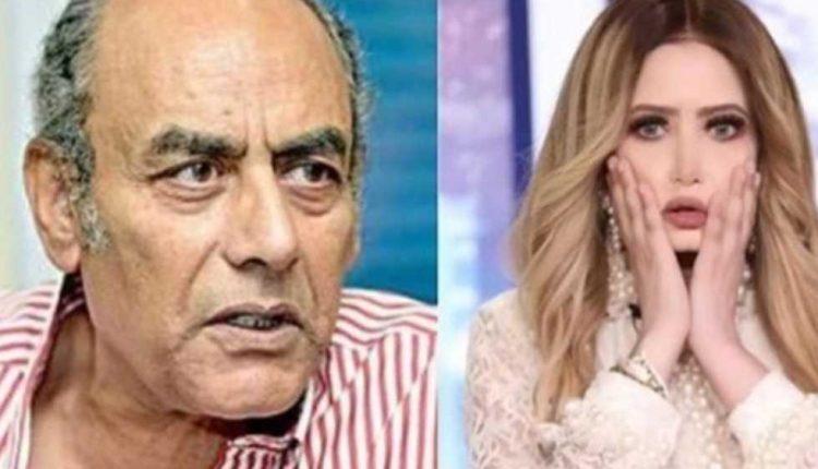 مي العيدان تجبر على الإعتذار من الفنان أحمد بدير