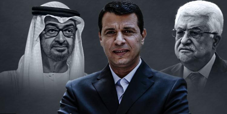 دحلان من عاصمة التطبيع أبوظبي ينتقد التنسيق الأمني ويبشر بعودته على ظهر دبابة إماراتية