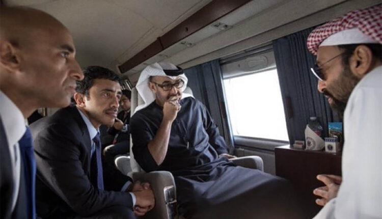 طحنون بن زايد رجل الظل والكل في الإمارات