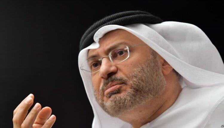 قرقاش الإمارات ورطنا السعودية مع تركيا وزدنا تبادلنا التجاري معها