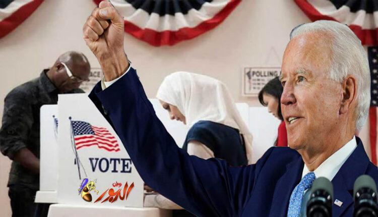 مسلمو أمريكا والإحتفال بفوز بايدن