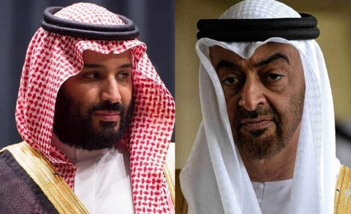 ولي عهد السعودية ينقلب على حليفه ولي عهد أبوظبي بن زايد