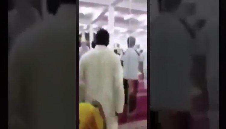 مؤذن سعودي