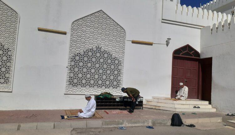 فتح مساجد سلطنة عمان