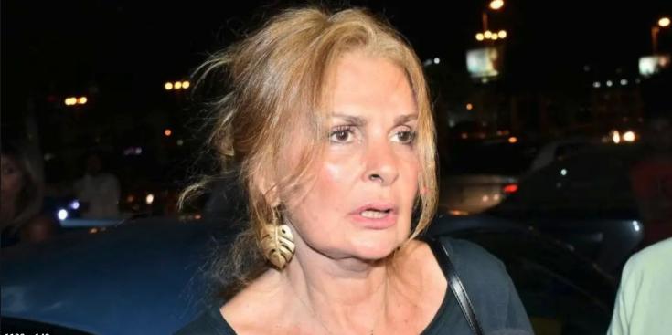 تدهور صحة الفنانة المصرية يسرا