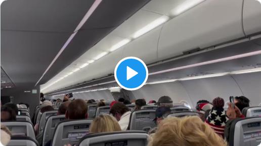 طيار أمريكي يهدد برمي أتباع ترامب في وسط ولاية كانساس